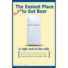 milk beer